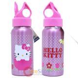 Sanrio Hello Kitty Aluminum Sports Bottle Water Container :16oz