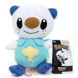 "Pokemon Oshawott Plush Doll Soft Stuffed Toy 8"""