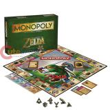 The Legend of Zelda Collector's Edition Monopoly