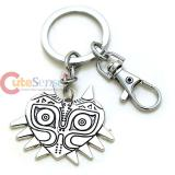 Legend of Zelda Majora's Mask Pewter Key Chain