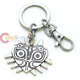 Legend of Zelda Majora's Mask Pewter Key Chain
