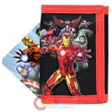 Marvel Avengers Assemble  Kids Wallet ,Velcro Trifold Wallet