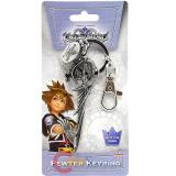 Kingdom Hearts Riku Sword Pewter Key Chain