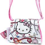 Sanrio Hello kitty Mini Hand Bag Body Cross Bag - Glittering Jewel