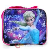 Disney Frozen Princess Elsa School Lunch Bag Insulated Snack Bag