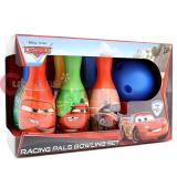 Disney Pixar Cars Mcqueen Kids Bowling Set