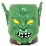 Marvel Spiderman Goblin Face Molded Coffee Mug Cup