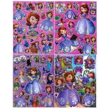 Disney Sofia The First  Stickers Set of 4