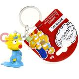 The Simpsons Family PVC Figural Key Chain - Maggie