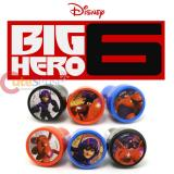 Disney Big Hero 6 Self-Ink Stamps Set for 6