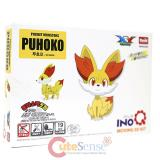 Pokemon XY  Fennekin Moving 3D Puzzle Kit