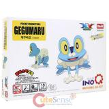 Pokemon XY Froakie  Moving 3D Puzzle Kit