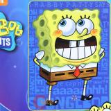 """Nick Jr Spongebob Raschel Plush Mink Blanket Twin Throw 60"""" x 80"""" Gossip Guy"""