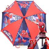 Marvel Ultimate SpiderMan Kids Umbrella - Sling Web