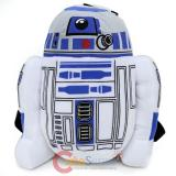 Star Wars R2D2 Plush Doll Backpack