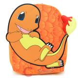 "Pokemon Charmander Toddler Backpack  10"" Small Bag"