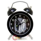 Attack on Titan Scouting Legion Stainless Mini Table Alarm Clock