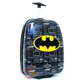 DC Comics Batman ABS Rolling Luggage ,Trolley Bag, Hard Suit Case