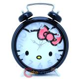 Sanrio Hello Kitty Bell Alarm Clock Wall Clock Watch Classic Face 13in