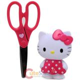 Sanrio Hello Kitty Safe Scissors with Figure Scissors Case