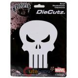 Marvel Punisher Vinyl Auto Decal Skull Logo Window Clings