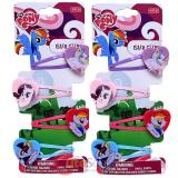 My Little Pony Snap Clips  Hair Pin Set Hair Accessories 8pc Set