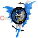 DC Comics Batman 3D Motion Swing Wall Clock