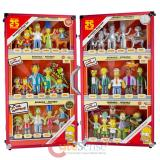 The Simpsons 25th Anniversary Limited Edition Mega Set with Certificate