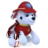 "Nick Paw Patrol Plush Doll Backpack 14"" Costume Bag"