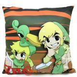The Legend of Zelda Silk Printing Cushion Pillow : Minish Cap