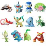 Takara Tomy Pokemon Monster Collection Figure Group 2 CC