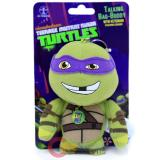 TMNT Ninja Turtles Donatello Plush Doll Key Chain with Sound