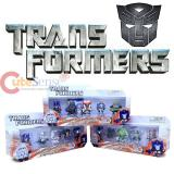 Transformers 30th Anniversary Series Mini Figures Set