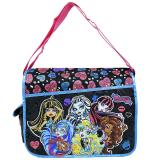Monster High School  Messenger Bag: Gang of Ghouls