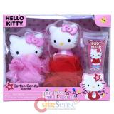 Sanrio Hello Kitty Body Wash 3pc Gift Set Bath Poufs Body Wash