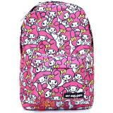 Sanrio My Melody School Backpack All Over Printed Laptop Bag
