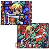 The Legend of Zelda Color Pinted Bi-Fold Wallet