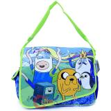 Adventure Time Massive Island School Messenger Bag - Dance