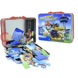 Nickelodeon Paw Patrol Tin Box with Puzzle Set