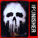 Marvel Punisher Skull Fleece Blanket  Microfiber Plush Throw (45 x60 )