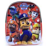 "Nickelodeon Paw Patrol  Small School Backpack 11"" Boys Bag"