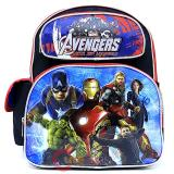 "Marvel Avengers Medium School Backpack 12"" Boys Bag -Age of Ultron"
