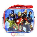 Marvel Avengers Age of Ultron School Lunch Bag Insulated Snack Bag