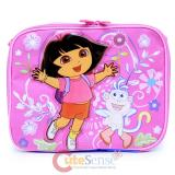 Dora The Explorer Dora & Boots Kids Lunch Bag Box