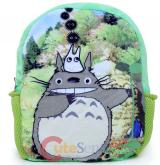 My Neighbor Totoro Plush Backpack with Chibi Totoro 10""
