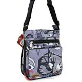 Nightmare Before Christmas Jack Mini Messenger Bag Body Corss Bag -Grey