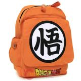 Dragon Ball Z Goku Symbol Large School Backpack Canvas