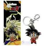 Dragon Ball  Z  Goku Metal Key Chain Key Holder