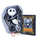 Nightmare Before Christmas Jack Skellington Journal  Pillow Gift Set