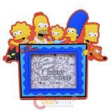The Simpson Family Magnet Picture Frame ,Photo Frame